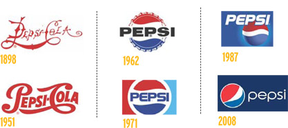 logo mới của pepsi