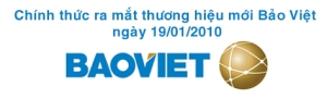 Logo mới của Tập Đoàn Tài Chính - Bảo hiểm Bảo Việt