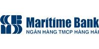 Logo cũ của Ngân hàng TMCP Hàng Hải Việt Nam (Maritime Bank)